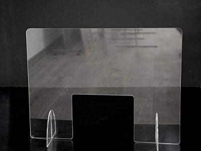 pantalla transparente proteccion coronavirus